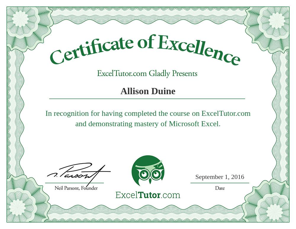 Online Excel Tutorials For Beginners Excel Advanced Tutorials